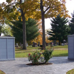 Columbarium at Woodlawn Cemetery