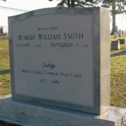 Judge Smith gray upright